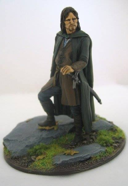 Aragorn by Matt Holden