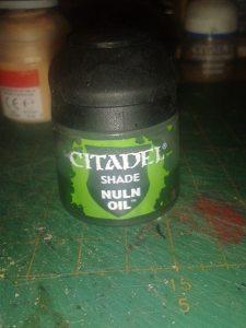 Nuln Oil - Talent in a Bottle!