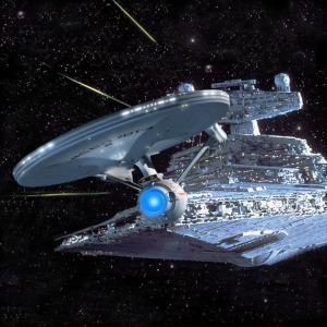 Star Trek vs Star Wars……..Please Give it a Rest.