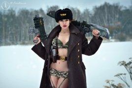 Props: LARPoratory Photo: Kirchos Model & Postproduction: : Natalya Blinkova