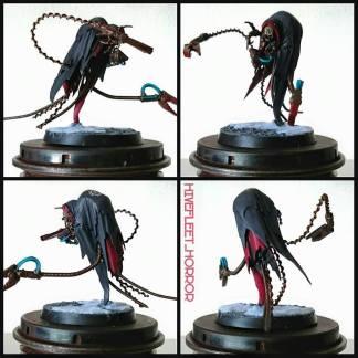 Tech Wraith by James Salisbury