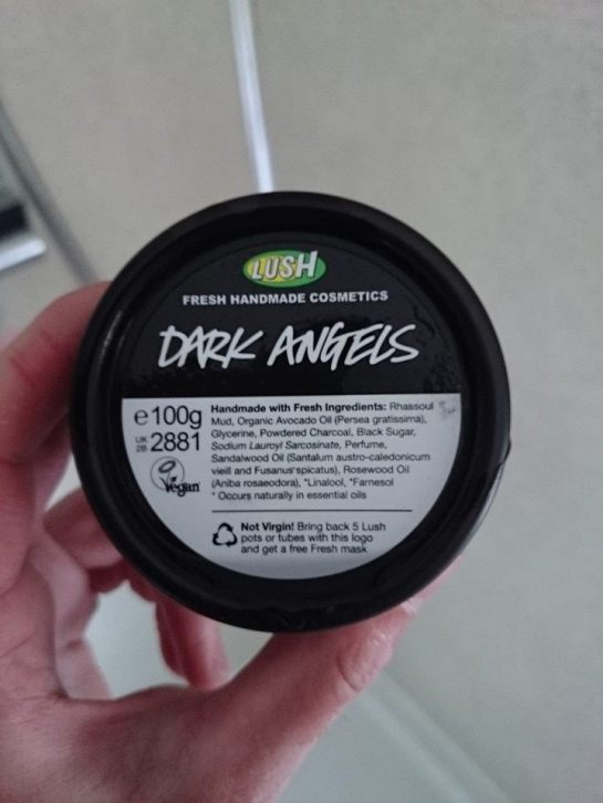 Dark Angel: Exfoliation for the 41st millennium.