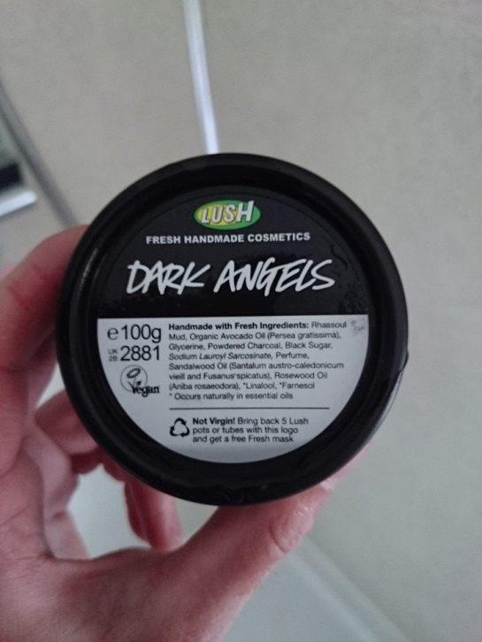 Dark Angel: Exfoliation for the 41st millennium.