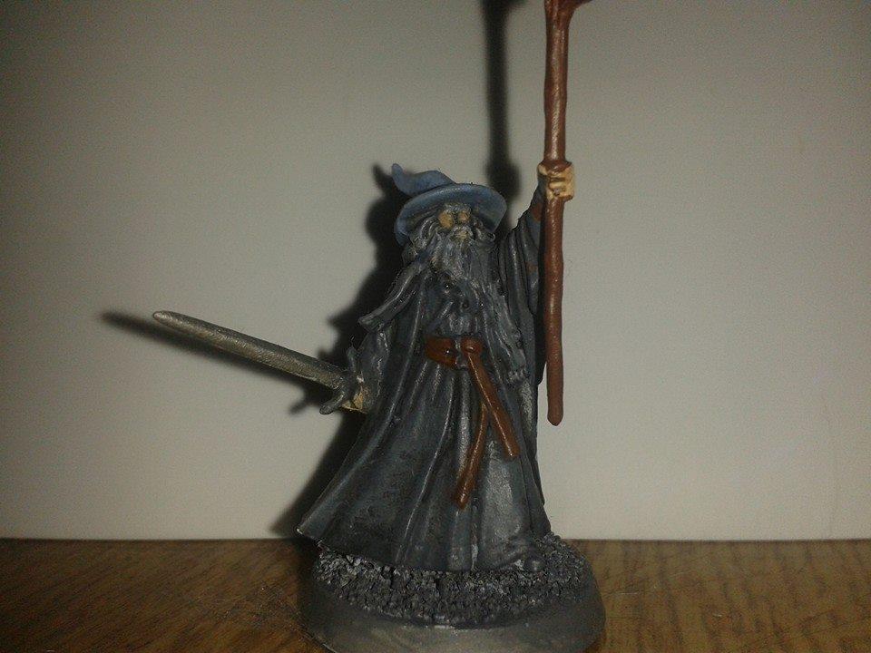 Gandalf by Rick (Jon's son)