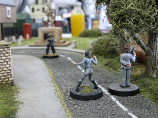 Crooked Dice - Salute 2012
