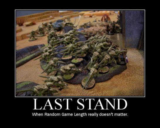 Last Stand...