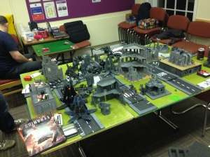 The Space Wolves Descend...