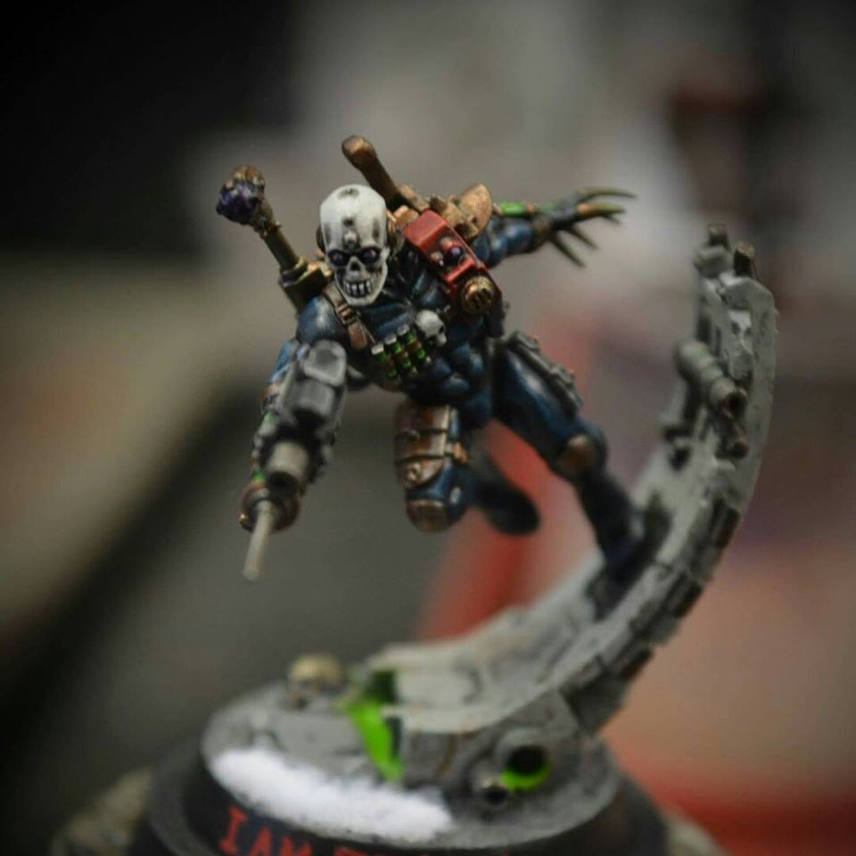 Eversor Assassin by James Salisbury
