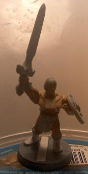 Adam / He-Man by Jon Halls