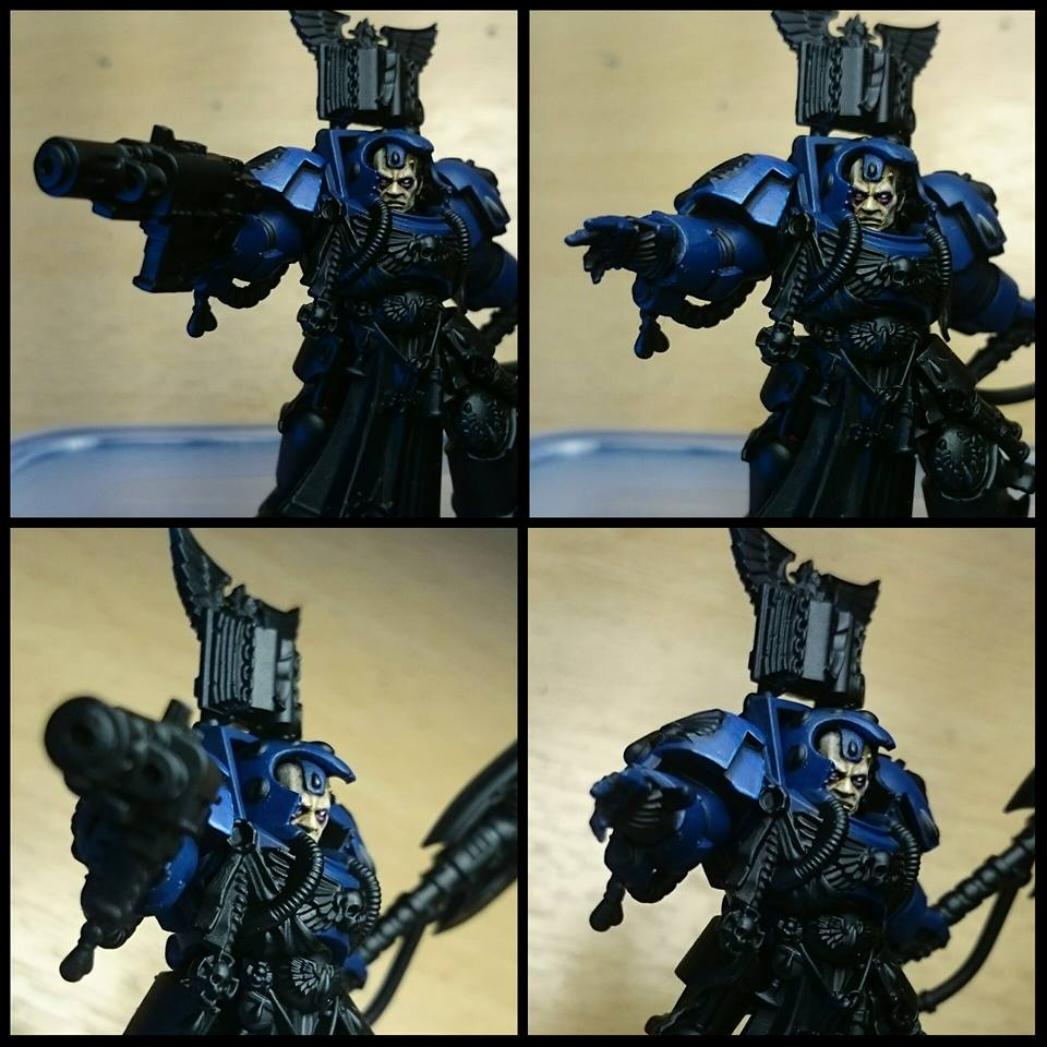 Magnetised Librarian by James Salisbury